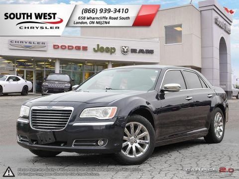 Pre-Owned 2011 Chrysler 300 | Limited | Leather | PanoRoof RWD 4dr Car