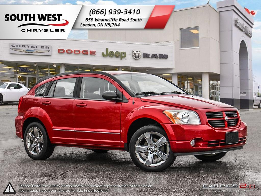 Pre-Owned 2010 Dodge Caliber | SXT | Heated Seats | Low Km's
