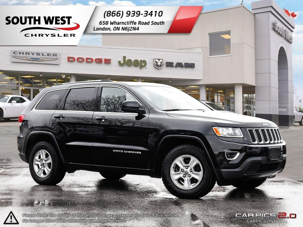 Pre-Owned 2015 Jeep Grand Cherokee | Laredo | Cruise | Bluetooth