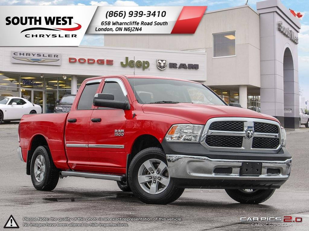 Pre-Owned 2016 Ram 1500 | SXT | Parkview | Chrome Package