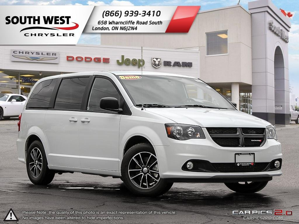 Pre-Owned 2017 Dodge Grand Caravan SXT | DEMO | Cruise | Stow'N Go