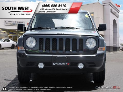 Pre-Owned 2015 Jeep Patriot | North | Cruise Control | 4x4 | 4WD