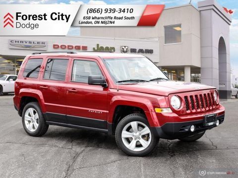 Pre-Owned 2015 Jeep Patriot North | 4WD | Handsfree-Bluetooth