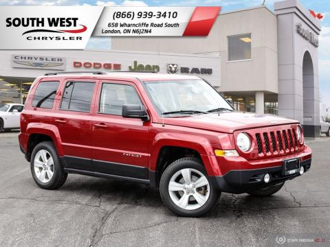 Pre-Owned 2015 Jeep Patriot North