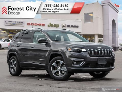 New 2019 Jeep Cherokee Limited - DEMO