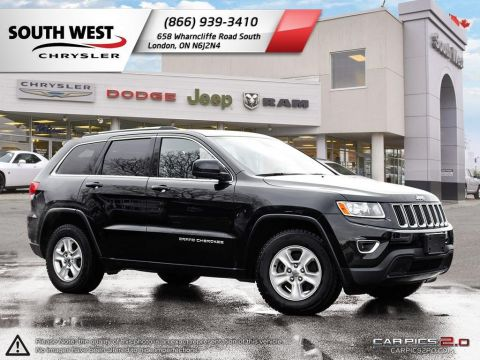 Pre-Owned 2015 Jeep Grand Cherokee | Laredo | Cruise | Bluetooth 4WD