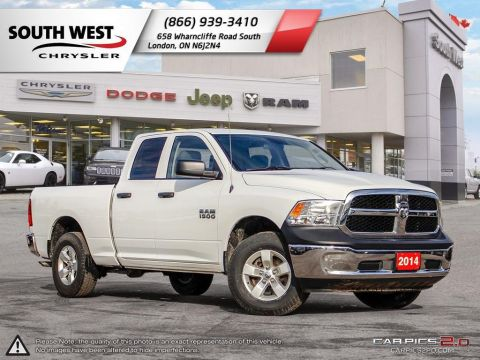 Pre-Owned 2014 Ram 1500 | SXT | Cruise | Alloy Wheels | Power Group