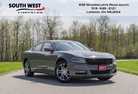 Pre-Owned 2017 Dodge Charger | SXT | AWD | Premium Sound System | 8.4 Screen AWD
