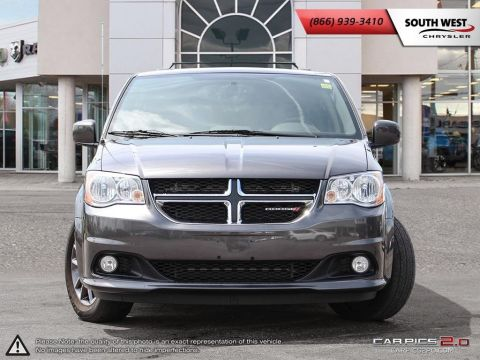 Pre-Owned 2016 Dodge Grand Caravan | SXT Premium Plus | GPS | BLUETOOTH | Parkview FWD Mini-van, Passenger