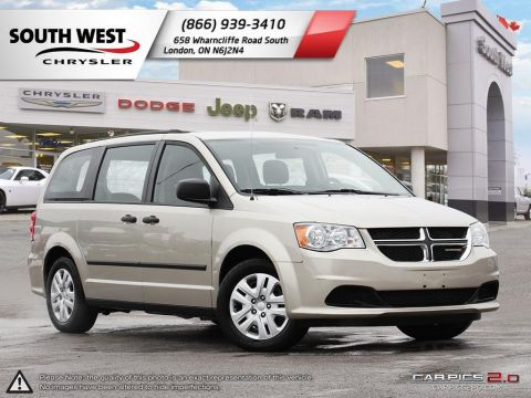 Pre-Owned 2015 Dodge Grand Caravan | CVP | Cruise | Power Group
