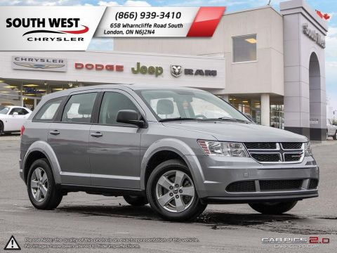 Pre-Owned 2015 Dodge Journey | CVP | Bluetooth | Cruise FWD Sport Utility