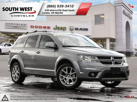 2017 Dodge Journey SXT | DEMO