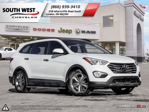 Pre-Owned 2014 Hyundai Santa Fe XL | Luxury | Cruise | Bluetooth | Heated Seats